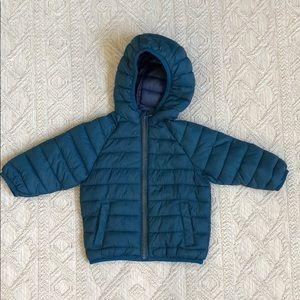 Zara baby puffer jacket – size 12/18 months